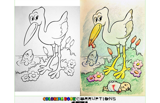 870 Coloring Book Corruptions Picture HD
