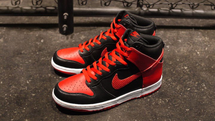 new concept 7248d a3590 Nike Dunk High LE