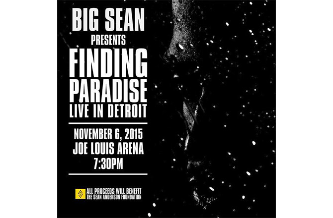Big Sean Brought Out Lil Wayne and Eminem at 'Finding