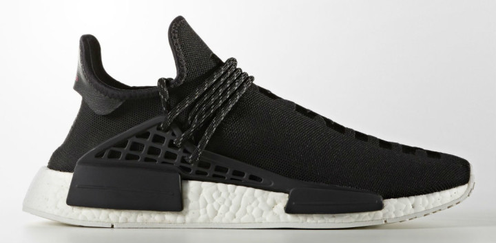 separation shoes d8c1a ca069 Black Human Race NMD by Pharrell BB3068 | Complex