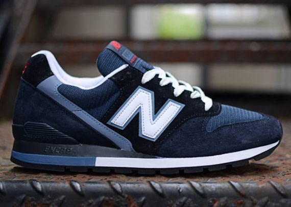 599679b4706a7 In the coming months, New Balance will be delivering a freshly-painted pair  of the 996. Here we get a peek at the forthcoming colorway, which features  dual ...