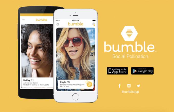 Bumble dating serviceGeschwindigkeit im Westen