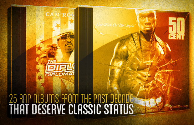 25 Rap Albums From The Past Decade That Deserve Classic