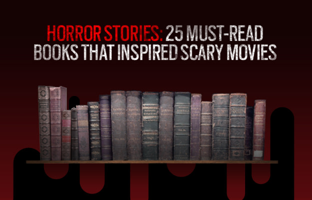 Horror Stories: 25 Must-Read Books That Inspired Scary