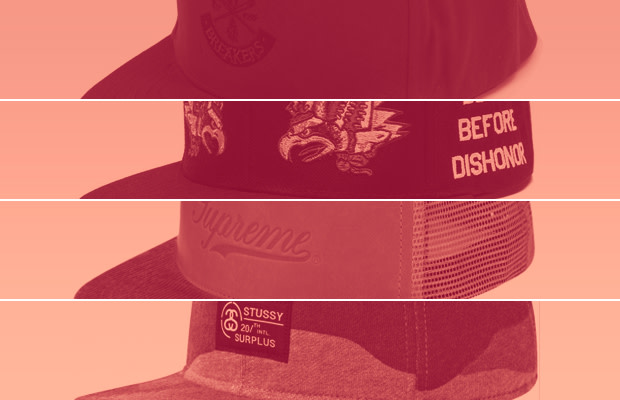 31a7da9c The 10 Coolest Snapback Hats for Winter | Complex
