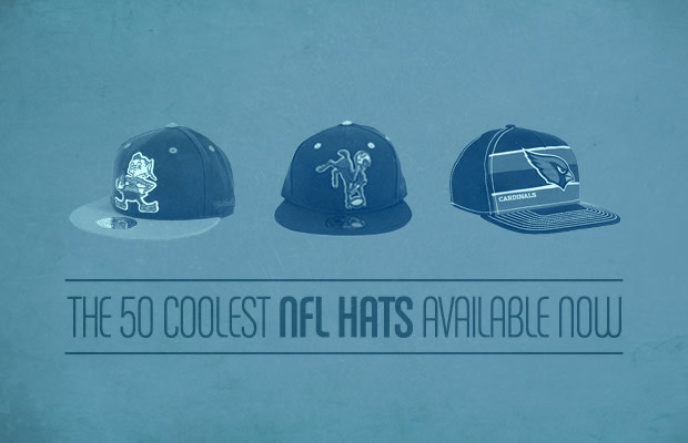 83a8db0e639e9a While the MLB and NBA stay stealing the cap game spotlight, the NFL has  quietly been building up a huge collection of dope headwear. Thanks to  Mitchell ...