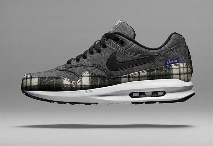 NIKEiD Just Added New Pendleton Options For The Nike Air Max