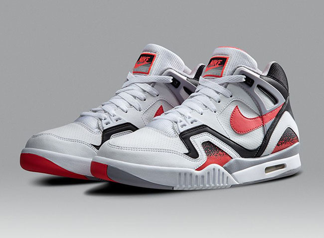 Find Out the Release Date for the Nike Air Tech Challenge II