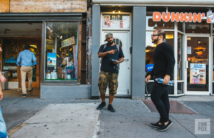Why These New York Rappers Are Still Selling Their CDs on