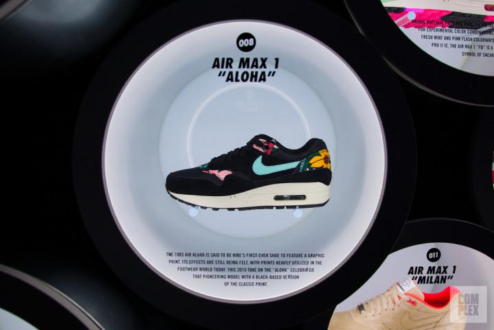 promo code 51825 db9bd Vintage Nike Air Max Sneakers at Air Max Con | Complex