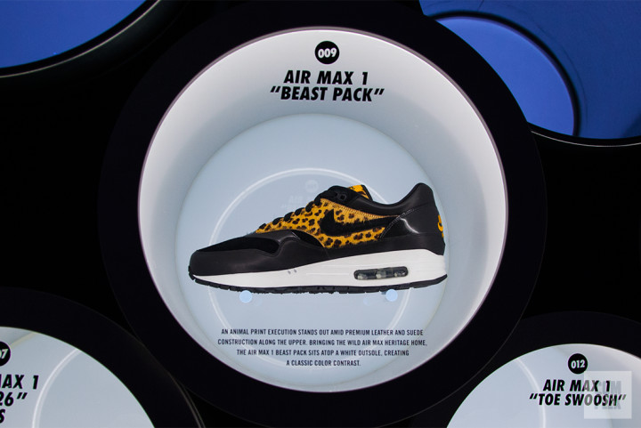 promo code 0b057 53721 Vintage Nike Air Max Sneakers at Air Max Con | Complex