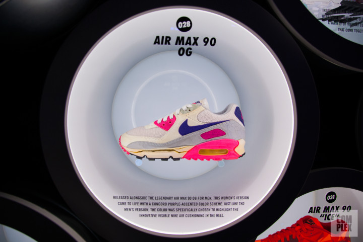 The OFF WHITE x Nike Air Max 90 Release Caused Caos in Milan