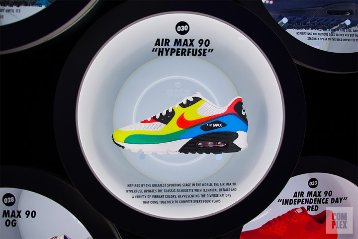 637be7fc55 Vintage Nike Air Max Sneakers at Air Max Con | Complex