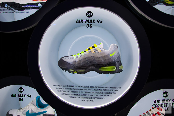 f7d97d6b78 Vintage Nike Air Max Sneakers at Air Max Con | Complex