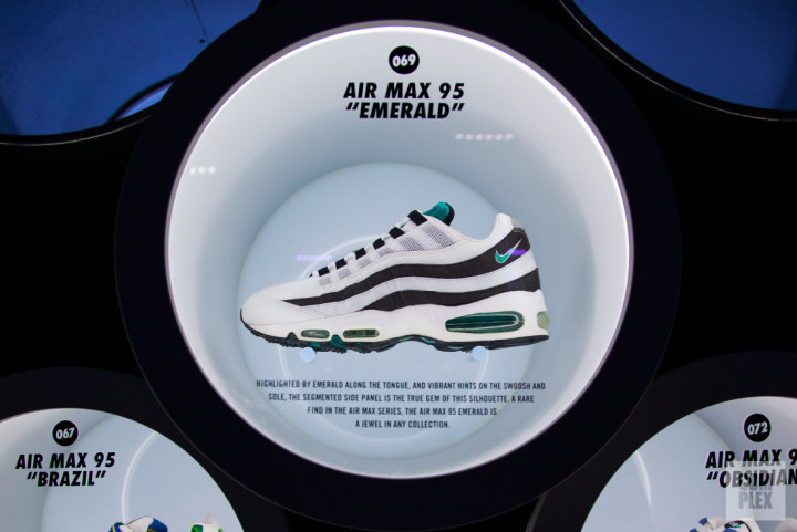 20f6a1cad5f13 Vintage Nike Air Max Sneakers at Air Max Con | Complex