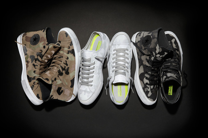 c672d52b80 The revolution of the classic Chuck Taylor from Converse continues with the  latest special pack. The modernized classic (featuring drop-in Lunarlon ...
