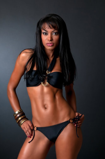 Sexy dominican republic women