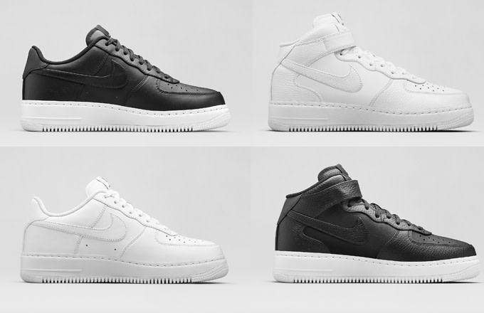 reputable site ad9a2 0fcc2 Nike Air Force 1 CMFT Low and Mid | Complex