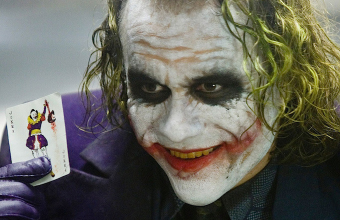 What If Batman Is Evil And The Joker Is The Hero Complex