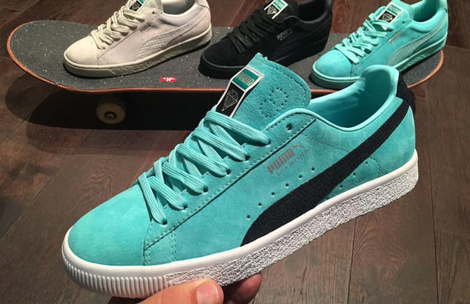 reputable site 8463e 23825 Diamond Supply Co. x Puma Suede | Complex