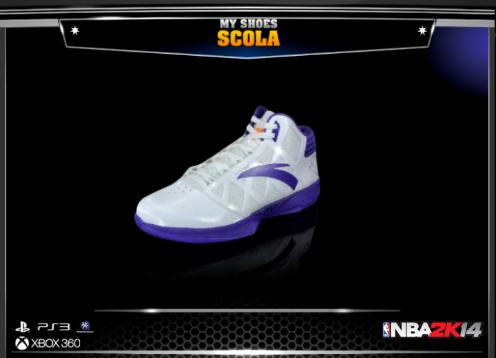 NBA 2K14 Reveals New Sneakers   Complex