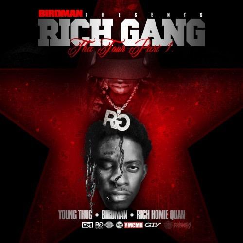 Young Thug, Rich Homie Quan and Birdman's Rich Gang Mixtape Among