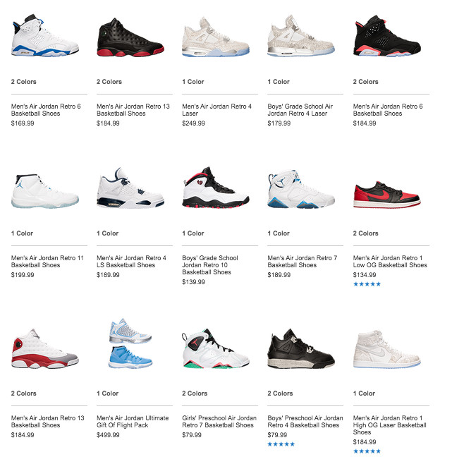 best service 365aa 91bc7 Finish Line Just Restocked a Ton of Air Jordans | Complex