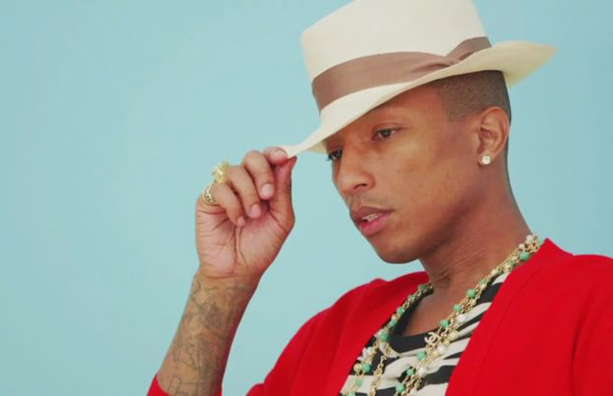 NBA 2K15 & Pharrell Williams Spotify Soundtrack Released