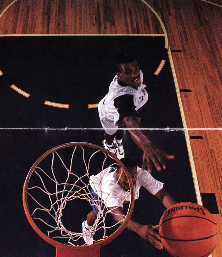 Retro Rewind: A Look Back At Nike's 1990 Basketball Catalogs