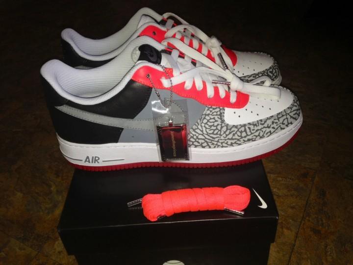 huge discount c9451 f7ecb Jonas The Prince. Shoe  Nike Air Force 1