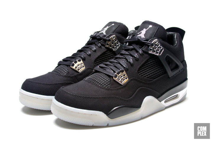 watch fc71c 0a509 Eminem x Carhartt x Air Jordan IV Photos | Complex