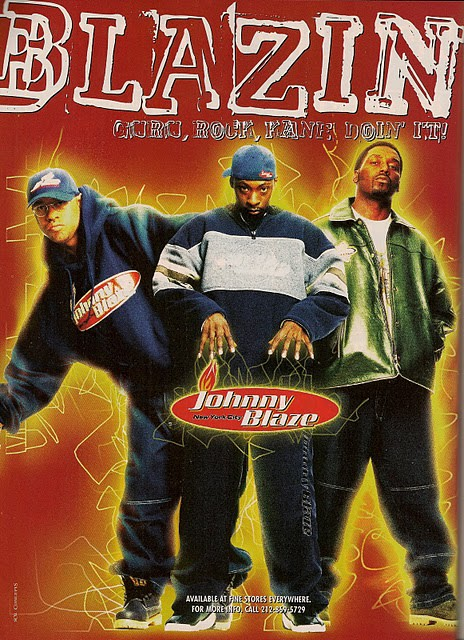 The 90 Best Hip-Hop Fashion Ads of the '90s | Complex