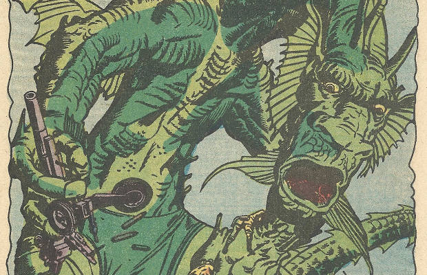 The 15 Scariest Monsters In Comic Books   Complex