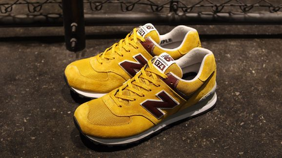 separation shoes 273b0 bab2c New Balance 574