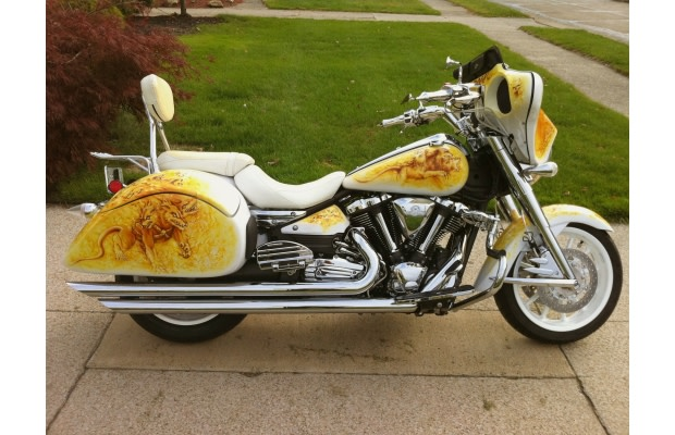 Gallery: 25 Crazy Custom Motorcycle Paint Jobs | Complex