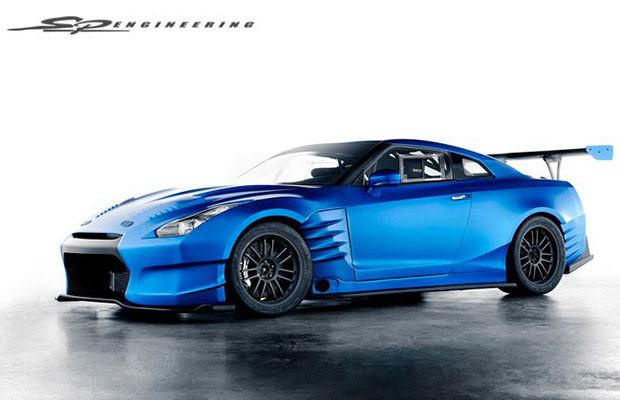 The R's Tuning's BenSopra Nissan GT-R Should Destroy Everything in