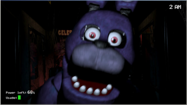 The Scariest Video Game 'Five Nights at Freddy's' Shows No