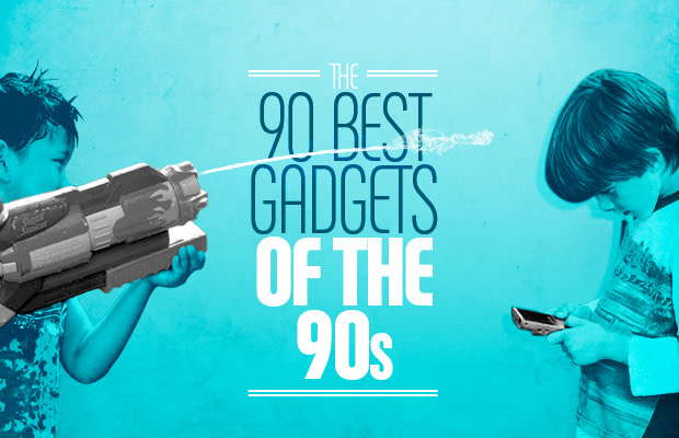 The 90 Best Gadgets of the '90s | Complex