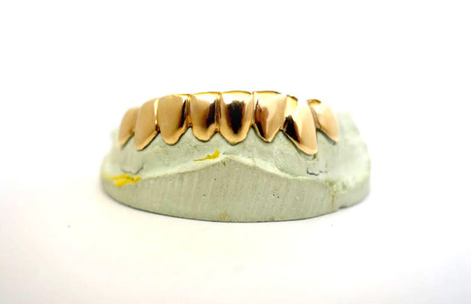 How Grills Are Made, According to The Gold Teeth God | Complex