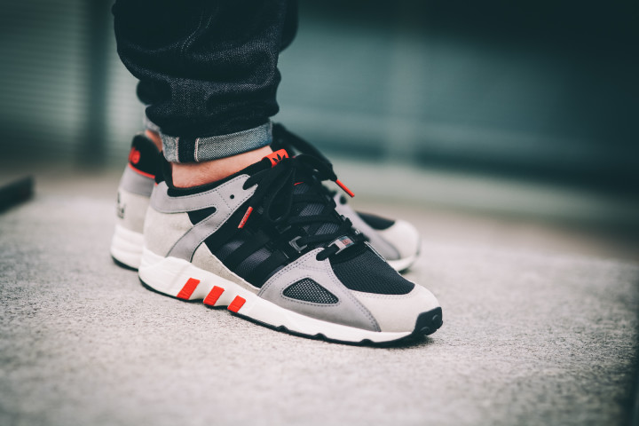 best service 97af5 5e96e Solebox x adidas EQT Guidance 93 Interview with Hikmet ...