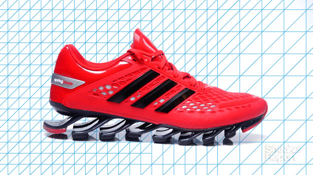 online retailer 612c2 dbc30 Everything You Need to Know About the adidas Springblade ...