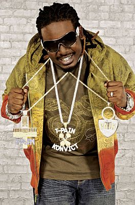 Gallery: T-Pain's Most Ridiculous Chains | Complex