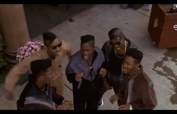 e5ec3e22 New Jack City is ultimately a tale of tragedy, and no tragedy would be  complete without a Greek chorus. As these fellas sing