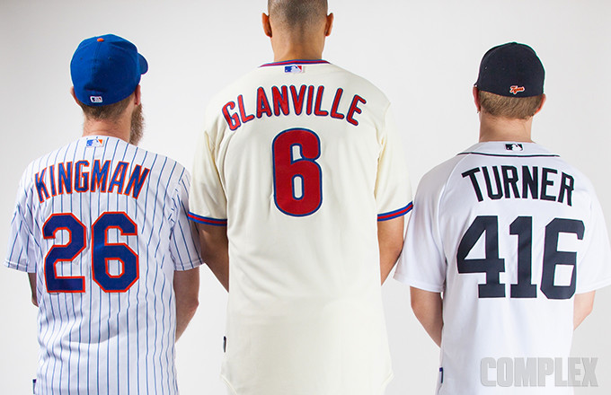 reputable site 8fe53 153e7 MLB Uniforms: How They're Made | Complex