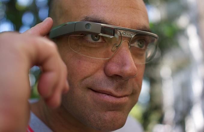 Google Glass by Loïc Le Meur via Creative Commons