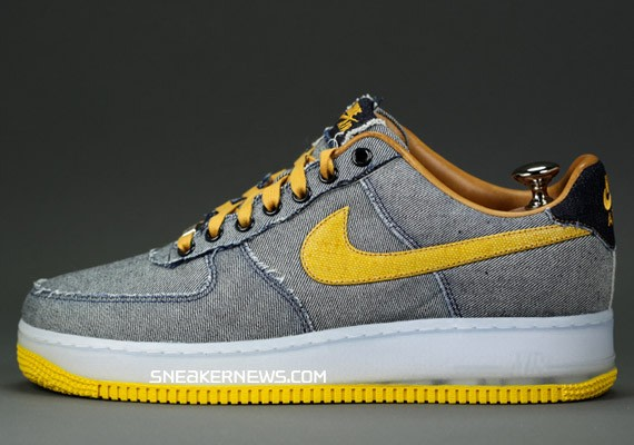 online retailer a7b93 79267 Nike Air Force 1 Low Bespoke by MAYOR