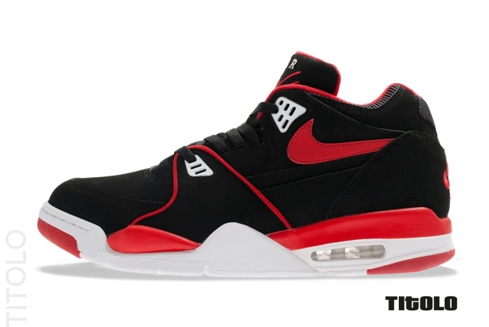 new product 2328f 3df71 The most recent colorway of the Kanye-rejuvenated Air Flight  89 has made  its way to retail. Here the ever-popular pair sports a black suede upper,  ...