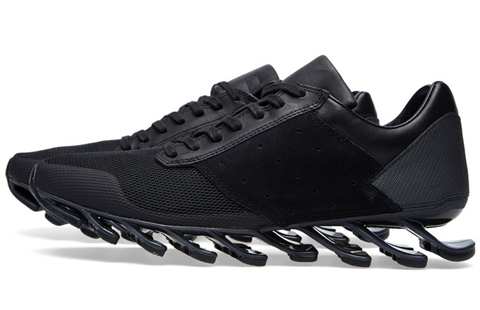 new style 633be 9554d Rick Owens x adidas Springblade Available | Complex