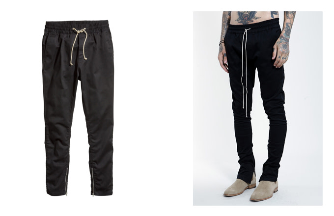 b21671b5903787 Kanye West Fans Are Going Nuts Over a Fear of God-Inspired H&M Item ...