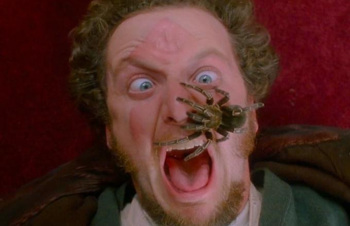 Image result for marvs spider scene